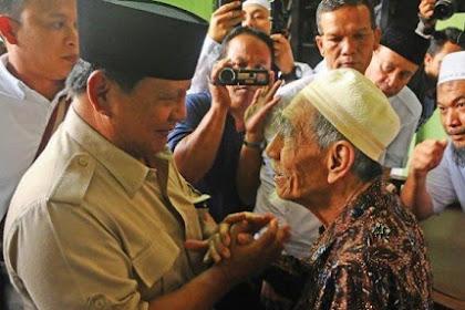 Putra Mbah Moen Akan Pimpin Doa Kemenangan 02 Dalam kampanye Akbar di Sidoarjo