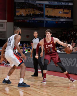 NBA Summer League - Cedi Osman