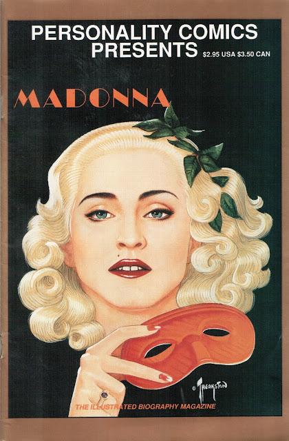 Personality Comics Presents : MADONNA # 1