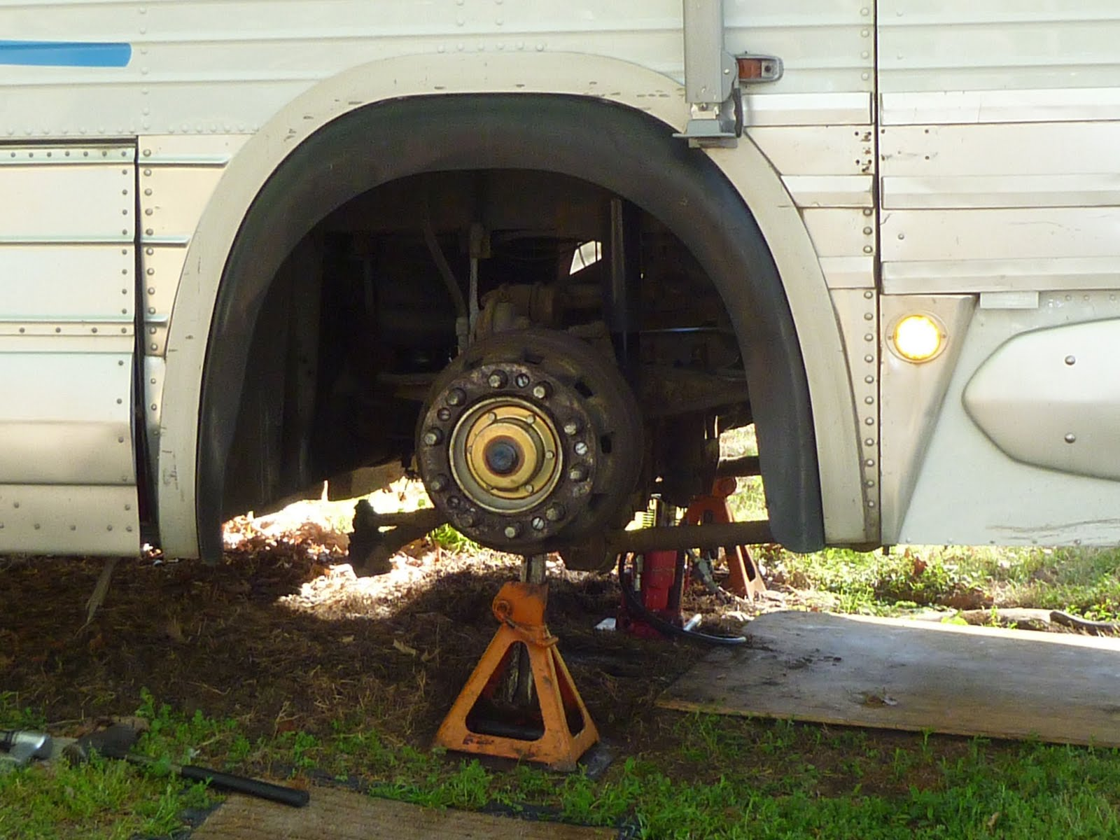 Bobs4106: Replacing PD4106 Front Brakes