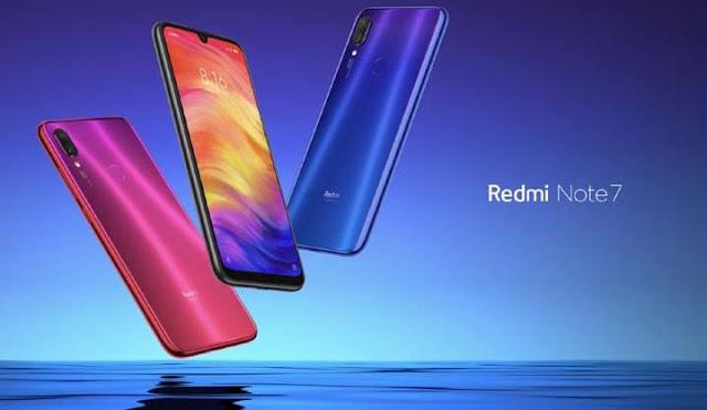 Xiaomi menargetkan penjualan 1 juta Redmi Note 7 di bulan pertama