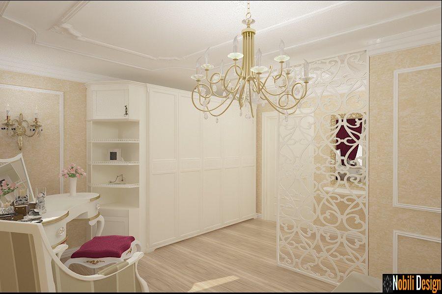 Design Interior / Mobila italiana - Design interior case clasice - Amenajari interioare - Bucuresti