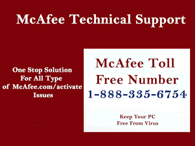 McAfee Toll Free Number