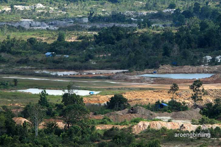kelenteng sun li san belitung timur