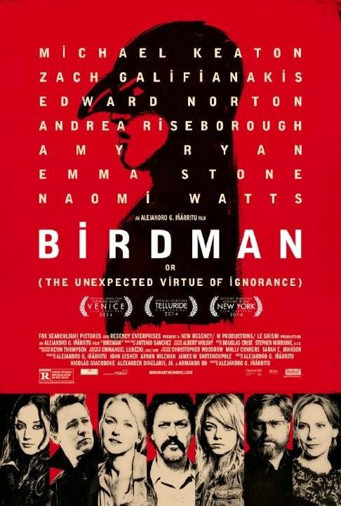 Birdman – A Inesperada Virtude da Ignorância Dublado