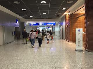 日本航空ファーストクラスラウンジおよびサクララウンジ(フランクフルト国際空港) | 2016-06 | マイル修行:JAL・JGCの旅