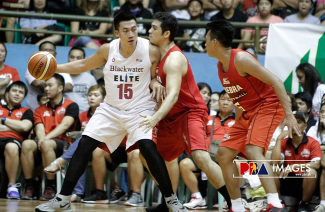 Blackwater def. Ginebra, 103-100 in preseason game (REPLAY VIDEO) November 13