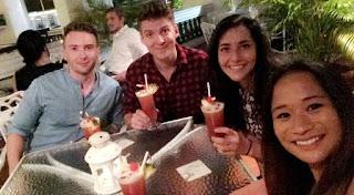 Raffles Singapore Sling, Long Bar