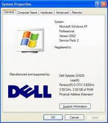 Dell-Optiplex-GX620-Specs