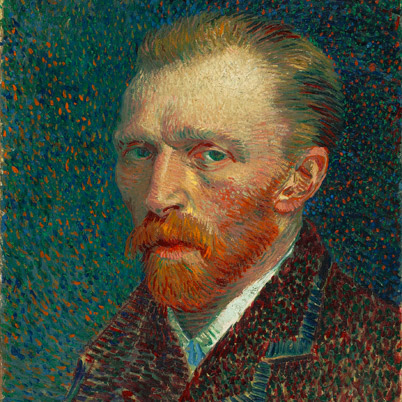 The Van Gogh Syndrome