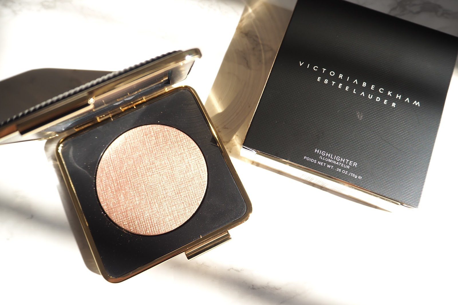 Victoria Beckham X Estée Lauder Highlighter in Modern Mercury