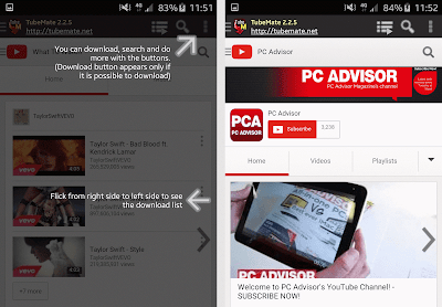 Cara men-download video YouTube ke ponsel Android atau tablet Android untuk menonton video secara offline