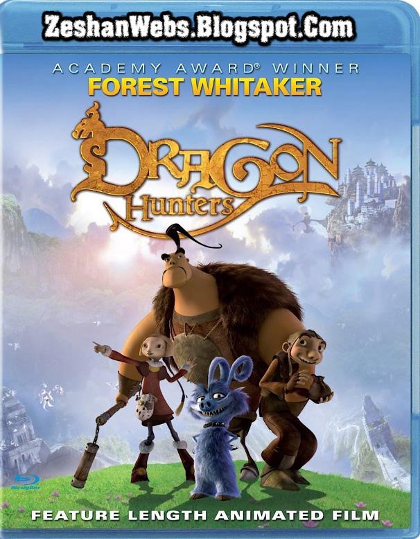 of Hollywood Latest Animated Film Draon Hunters (2008) Full Movie ...