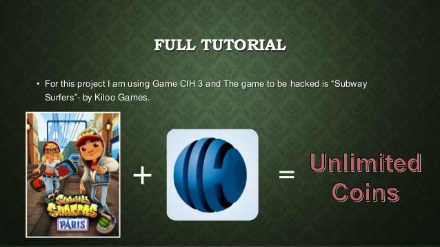 تهكير العاب الهاتف عبر برنامج التهكير GameCIH
