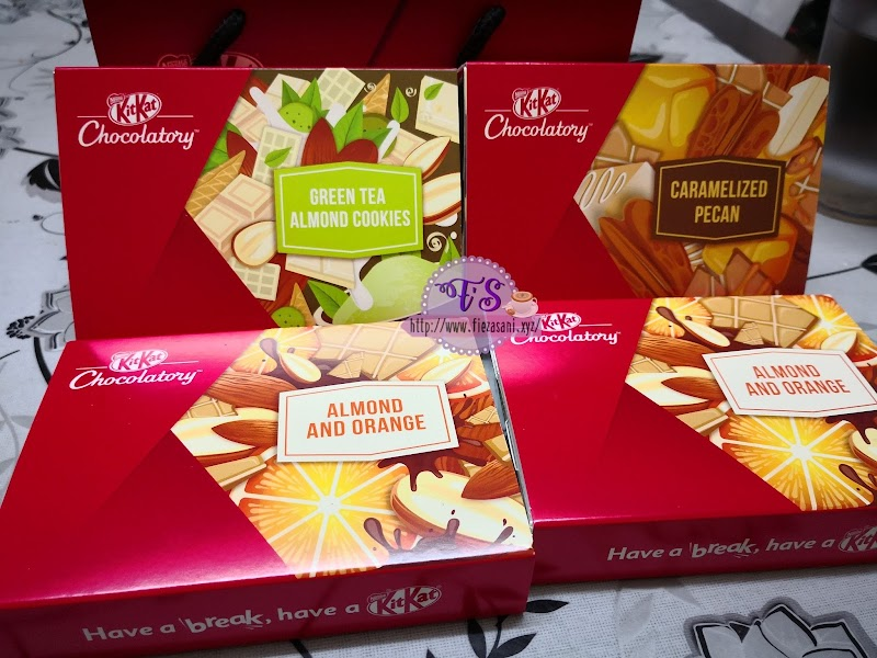 Redeem Digi Reward - Kit Kat Chocolatory Di Mid Valley