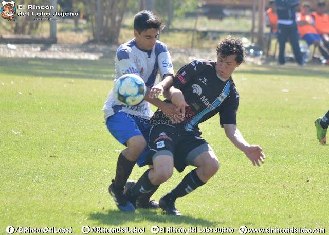 Sub 17: Gimnasia y un empate en tres frente a Juventud Antoniana