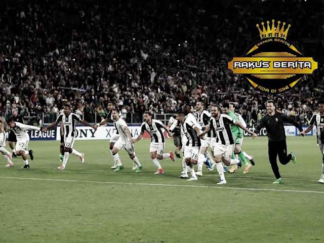 Setelah Dapatkan Tiket Final Champions, Juventus Cetak Beberapa Rekor Mengagumkan