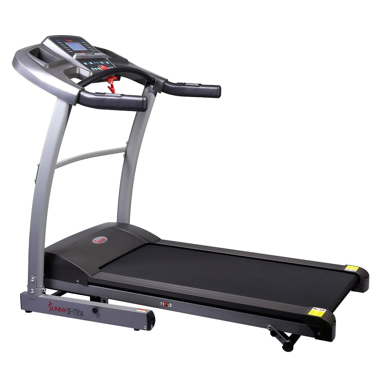 Horizon T101 Treadmill Instructions: Health And Fitness Den: Sunny Health & Fitness SF-T7514