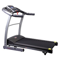 """Sunny Health & Fitness SF-T7514 Heavy Duty Walking Treadmill, up to 350 lbs user weight capacity, 20"""" x 46"""" deck, 2.5 peak hp motor, speeds from 0.5 to 4.0 mph, Shock Absorption system, 12 programs, 3 manual inclines"""