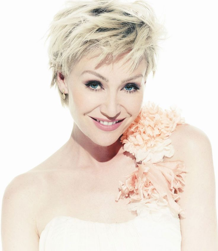21 Stylish Portia De Rossi Hairstyles Hairstylo