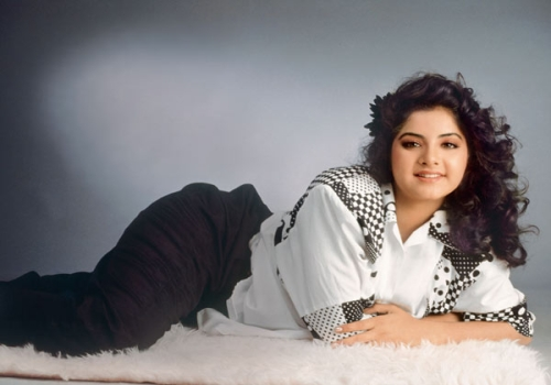 divya bharti childhood photos