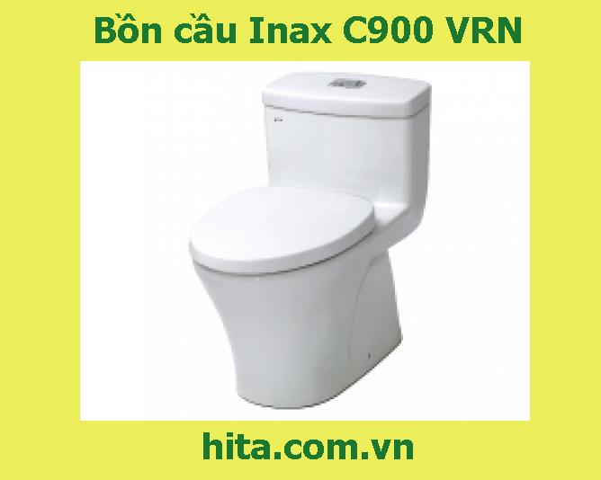 Giá, đặc điểm, công nghệ bồn cầu Inax c900 vrn