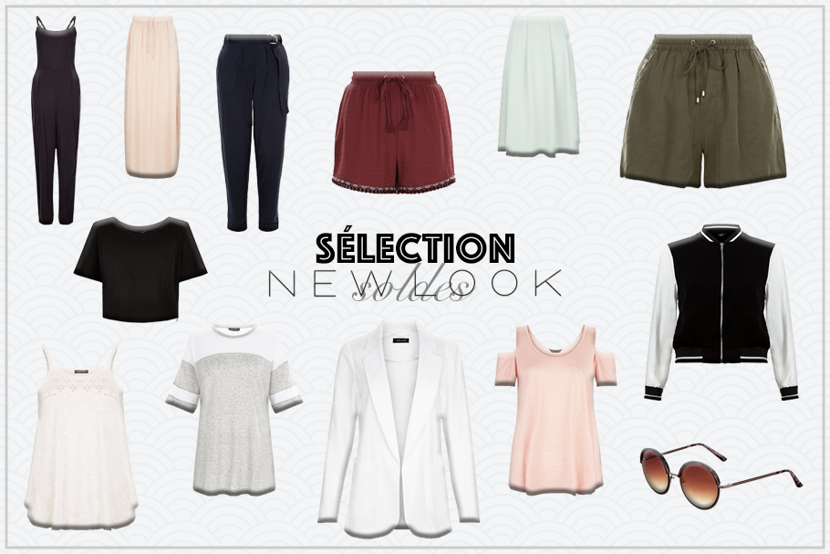 sélection soldes new look