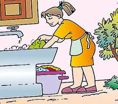 lavar a mano lana