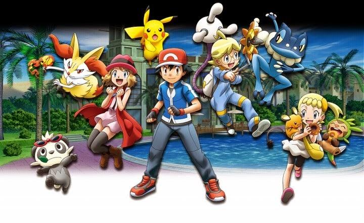 Ver Pokemon XY Online
