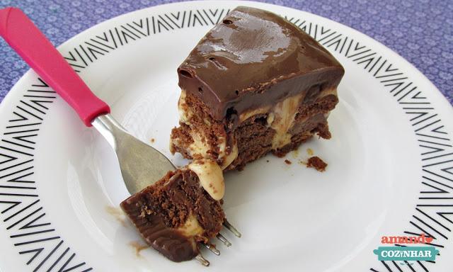 receita Chocotorta: torta cremosa de doce de leite