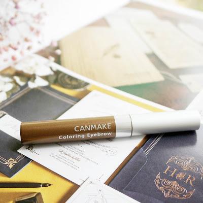 Canmake Coloring Eyebrow