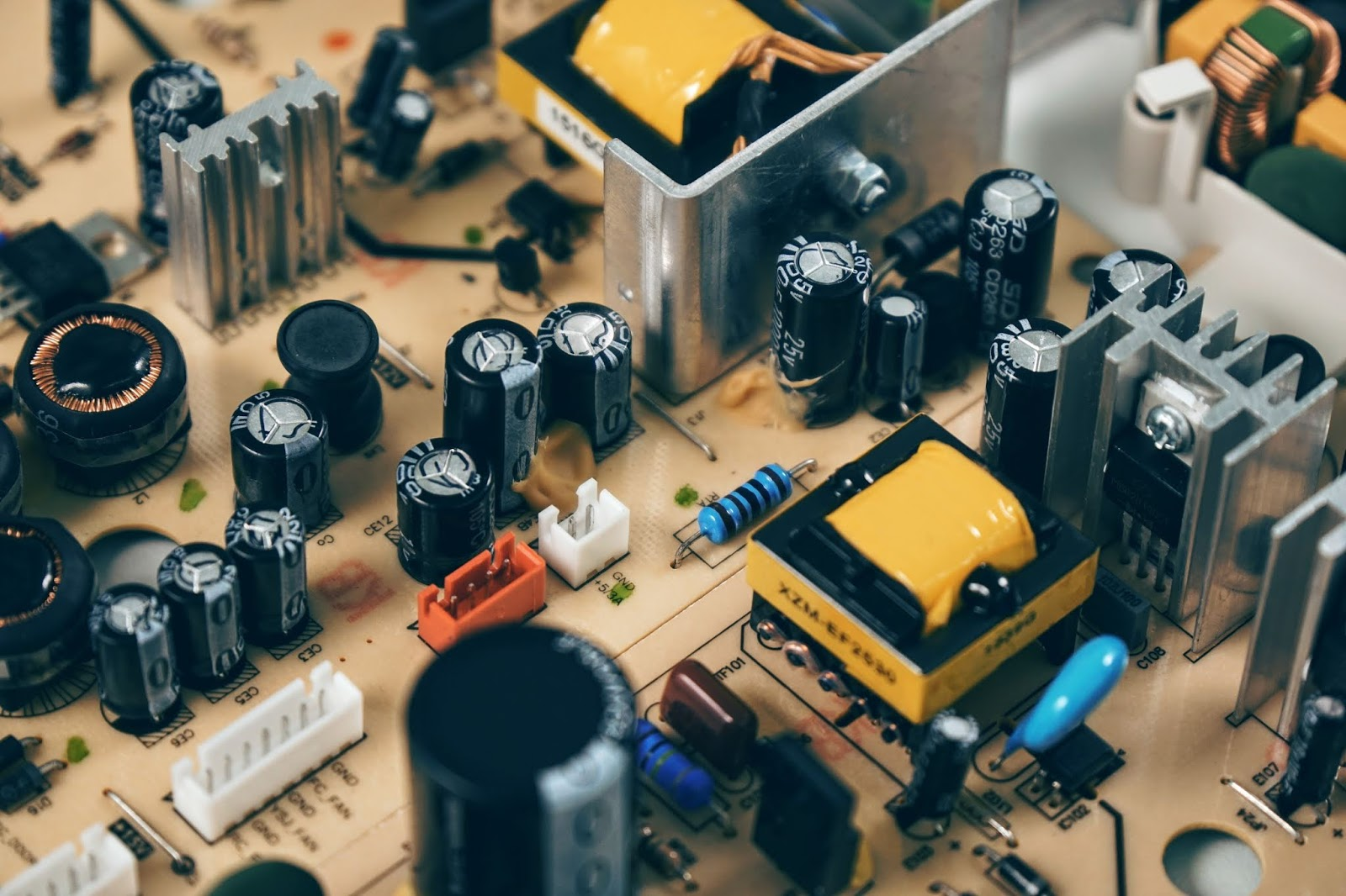Power Electronics Talks What Is Electronic Circuit An Assembled