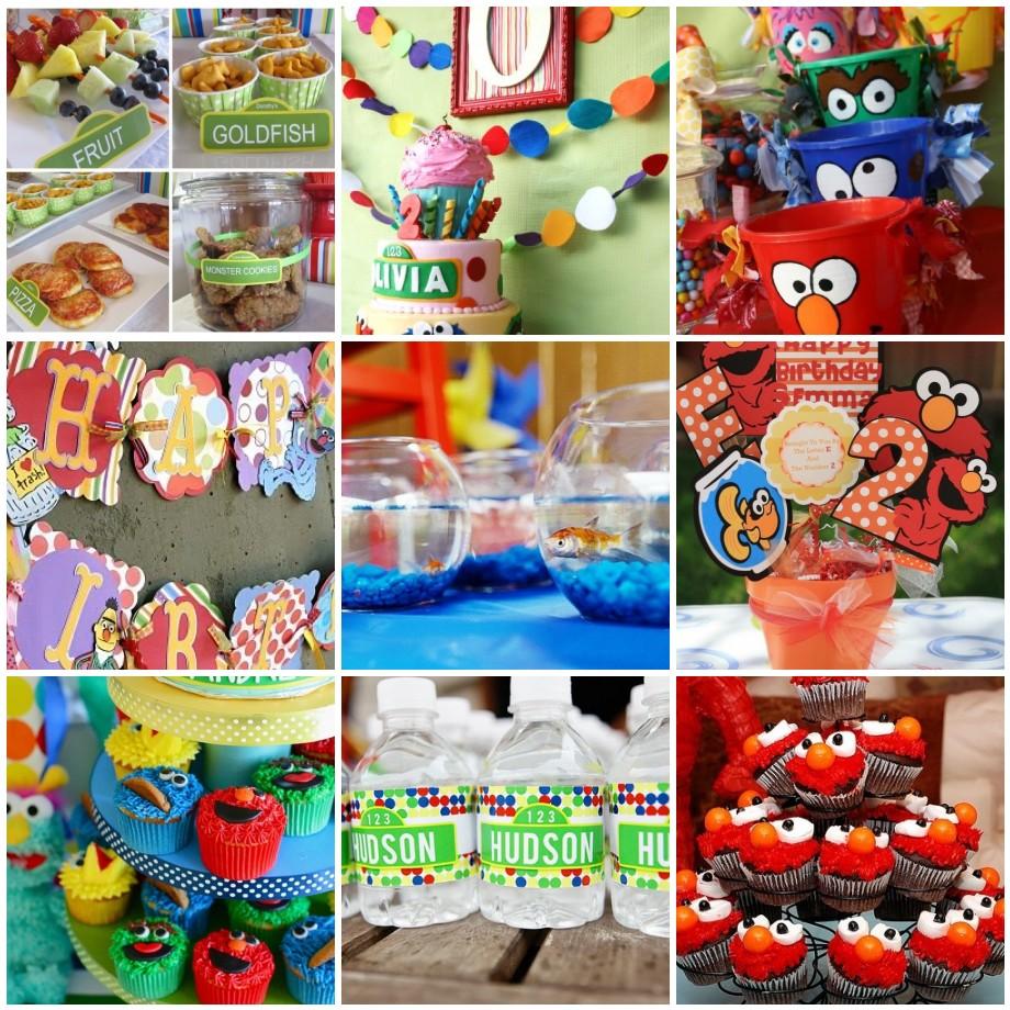 Elmo Birthday Ideas 1 Year Old
