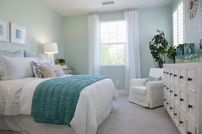 Memilih Warna Yang Tepat Untuk Kamar Tidurmu