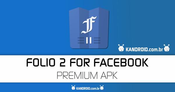 Folio 2 for Facebook