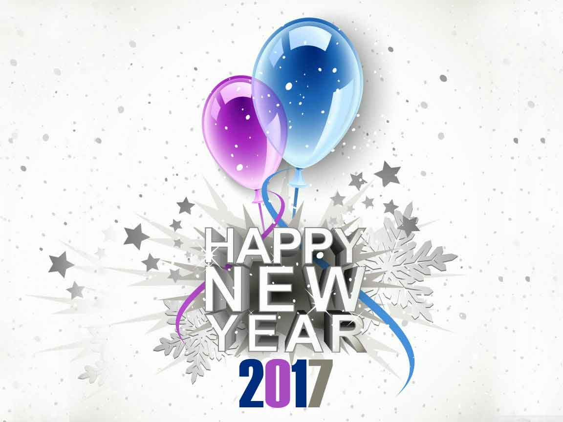 Happy New Year 2017 HD Desktop, Love New Year Wallpapers ~ Happy New ...