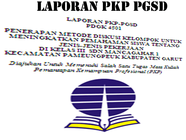 Download Laporan PKP FKIP-UT PGSD
