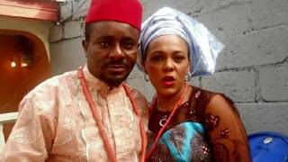 Emeka Ike and Suzanne Emma