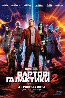 Guardians of the Galaxy Vol. 2 (2017) – รวมพันธุ์นักสู้พิทักษ์จักรวาล 2 [พากย์ไทย]