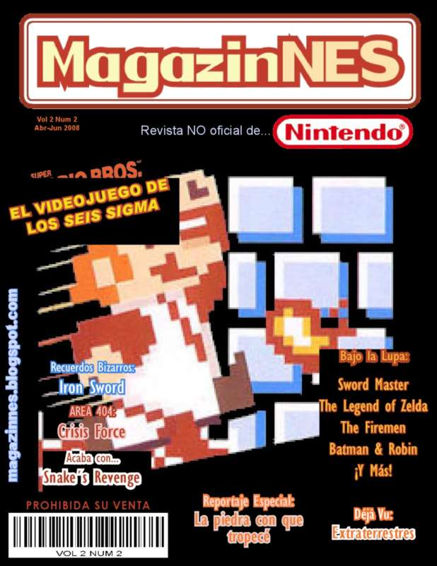MagazinNES #06 (06)