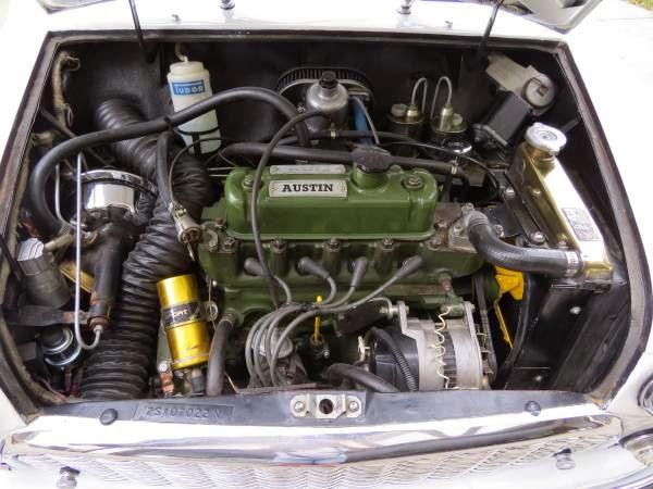 1966 mini cooper classic auto restorationice for Motor city mini cooper