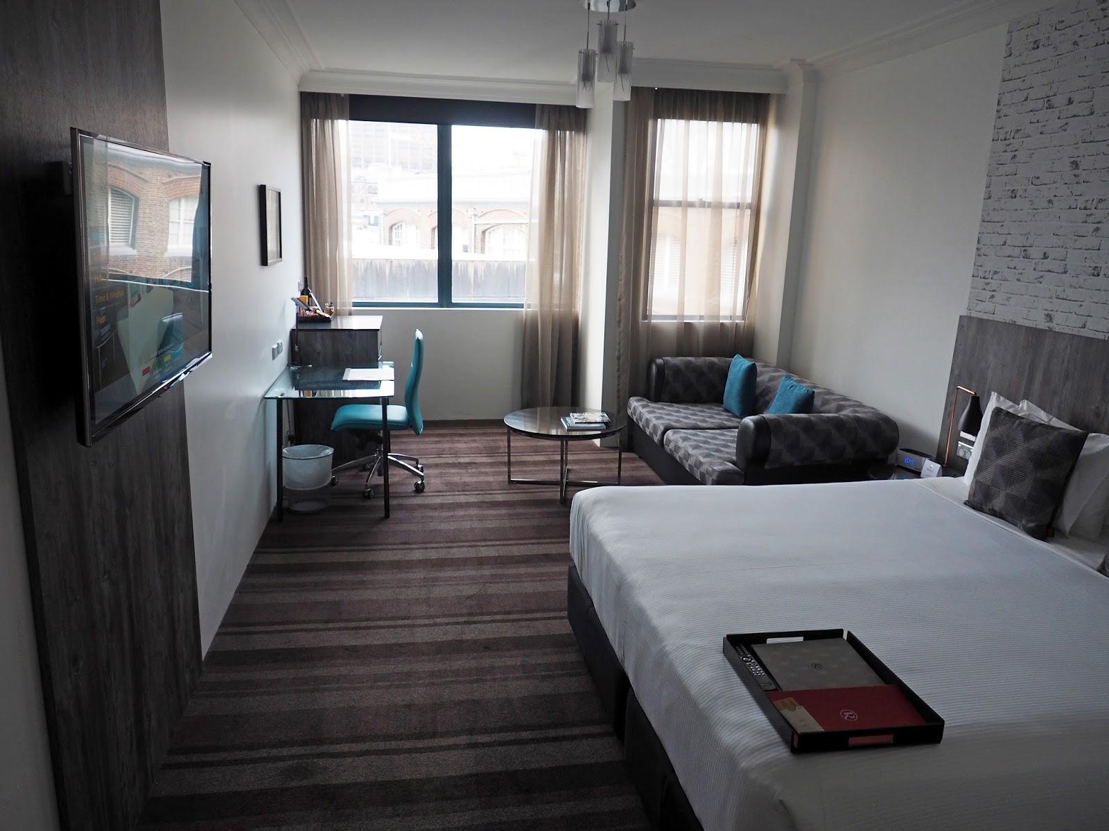 Room at Rydges Sydney Central
