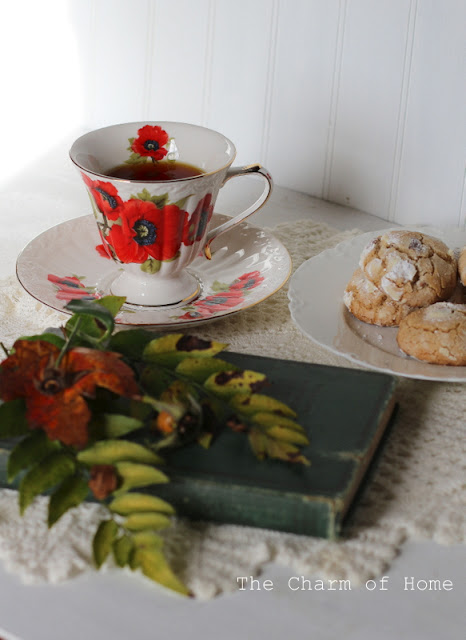 November Tea: The Charm of Home