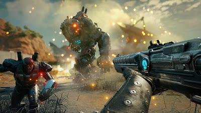 Rage 2 Game Screenshot 1