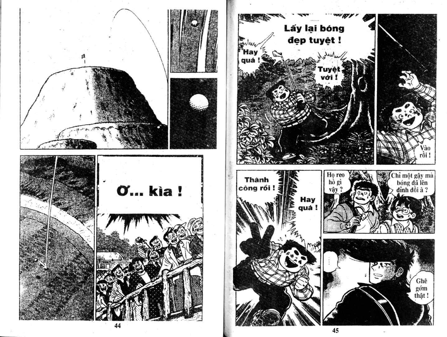 Ashita Tenki ni Naare chapter 7 trang 21
