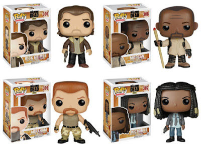 Pop! TV - The Walking Dead