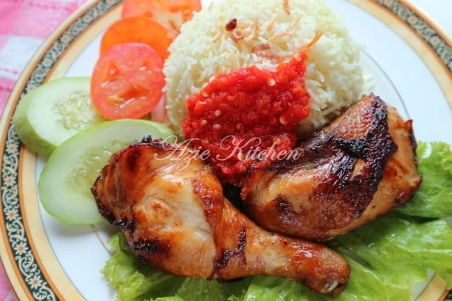 Nasi Ayam Istimewa Azie Kitchen Azie Kitchen