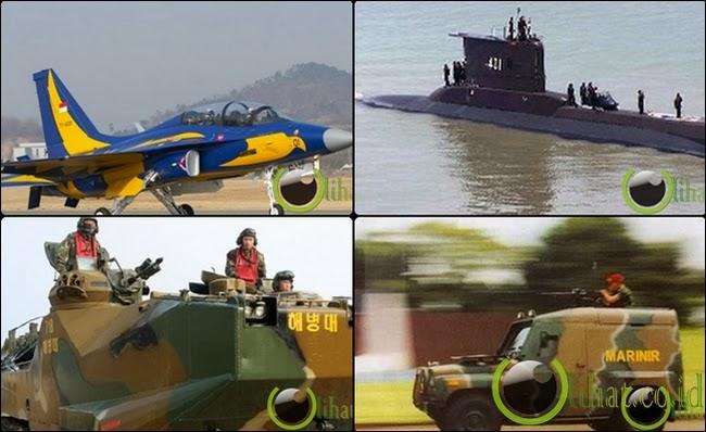 5 Senjata Perang Andalan TNI yang berasal dari Korea Selatan
