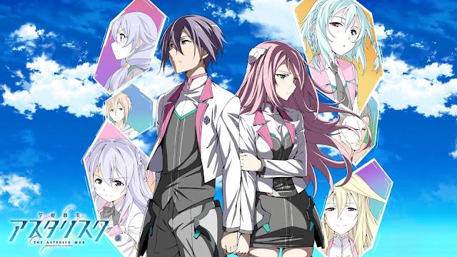 Rekomendasi Anime Yang Mirip Dengan Mahouka Koukou no Rettousei