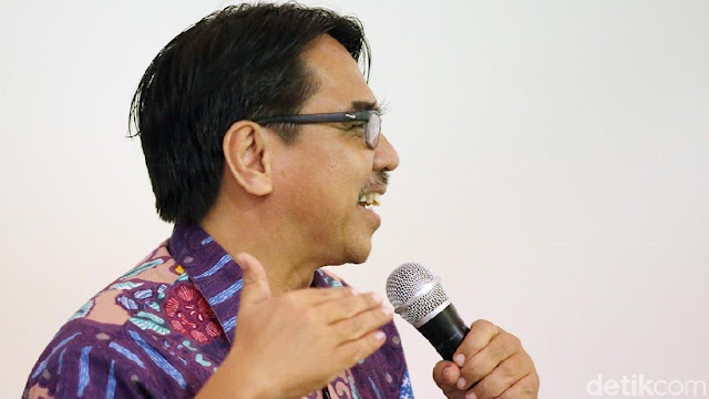 Syafri Adnan Bantah Rayu Staf Dewas BPJS TK, Ade Armando Ungkap Chat Romantis